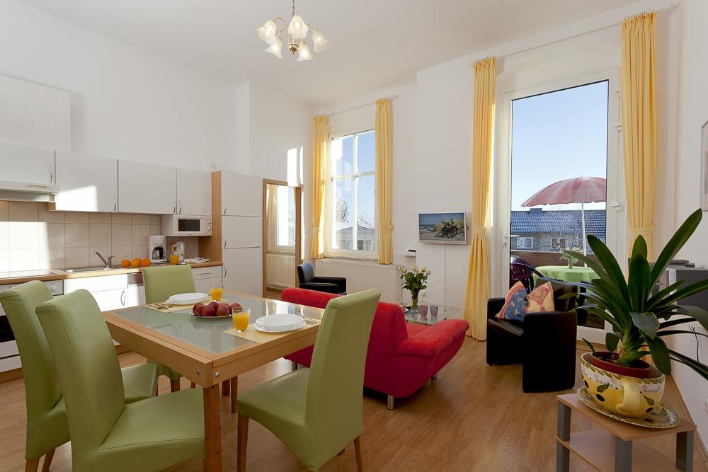 Villa Wohnzimmer : Ferienwohnungen villa viamar
